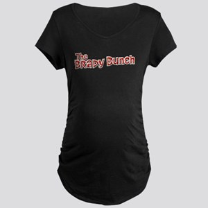 The Brady Bunch Maternity T-Shirt