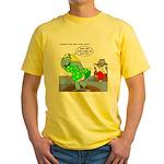 Rhino Dress Yellow T-Shirt