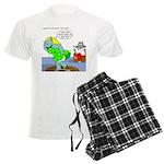 Rhino Dress Men's Light Pajamas