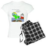 Rhino Dress Women's Light Pajamas