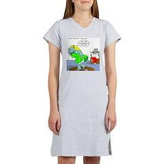 Rhino Dress Women's Nightshirt