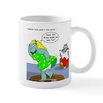 Rhino Dress Mug