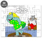 Rhino Dress Puzzle