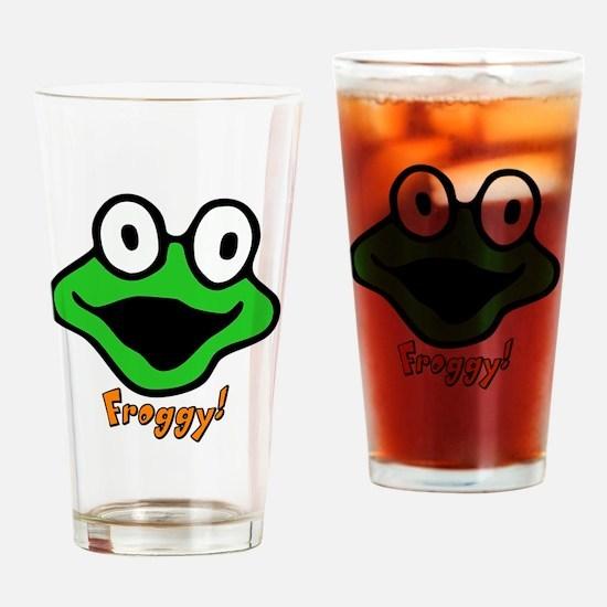 frog kidz Drinking Glass
