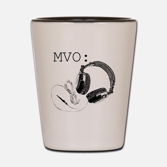 MVO Shot Glass
