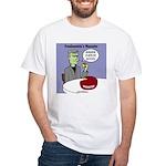 Frankensteins Muenster White T-Shirt