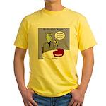 Frankensteins Muenster Yellow T-Shirt