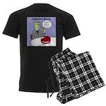 Frankensteins Muenster Men's Dark Pajamas