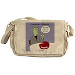 Frankensteins Muenster Messenger Bag