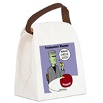 Frankensteins Muenster Canvas Lunch Bag