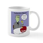 Frankensteins Muenster Mug