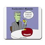 Frankensteins Muenster Mousepad