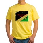 Neighborhood Watch Yellow T-Shirt