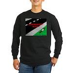 Neighborhood Watch Long Sleeve Dark T-Shirt