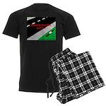 Neighborhood Watch Men's Dark Pajamas