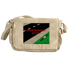 Neighborhood Watch Messenger Bag