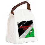 Neighborhood Watch Canvas Lunch Bag