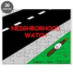 Neighborhood Watch Puzzle