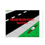 Neighborhood Watch Postcards (Package of 8)