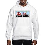 Van Gogh Van Stop Hooded Sweatshirt
