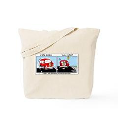 Van Gogh Van Stop Tote Bag