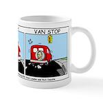 Van Gogh Van Stop Mug