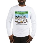 Snowman Seminar Long Sleeve T-Shirt