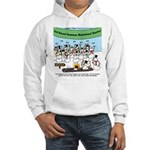Snowman Seminar Hooded Sweatshirt