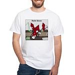 Rocket Science White T-Shirt