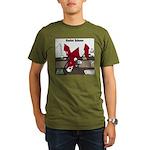 Rocket Science Organic Men's T-Shirt (dark)
