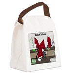 Rocket Science Canvas Lunch Bag
