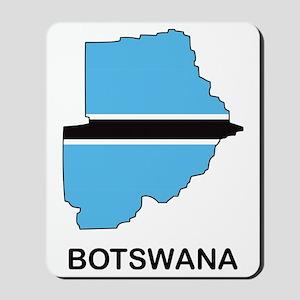 Botswana1 Mousepad