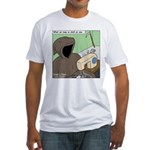 Reaper Sewing Fitted T-Shirt