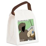 Reaper Sewing Canvas Lunch Bag