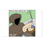 Reaper Sewing Postcards (Package of 8)