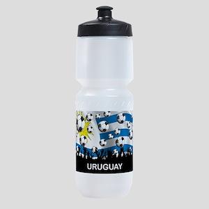 Uruguay World Cup Sports Bottle