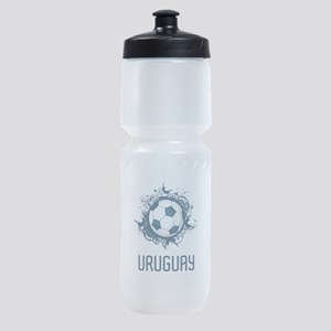 Uruguay Football Sports Bottle