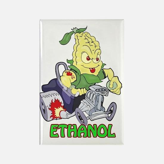 ethanol2 Rectangle Magnet