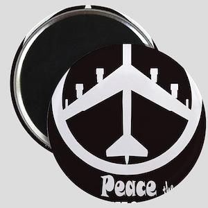 peaceB52 Magnet