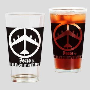 peaceB52 Drinking Glass