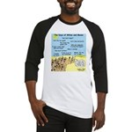 Days of Whine and Moses Baseball Jersey