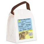Days of Whine and Moses Canvas Lunch Bag