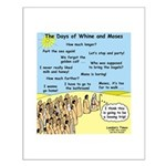 Days of Whine and Moses Small Poster