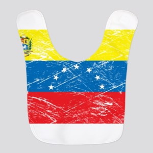 Vintage Venezuela Flag Bib