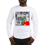Ventriloquism School Long Sleeve T-Shirt