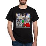 Ventriloquism School Dark T-Shirt