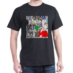 Ventriloquism School Dark T-Shirt