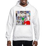 Ventriloquism School Hooded Sweatshirt