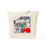 Ventriloquism School Tote Bag
