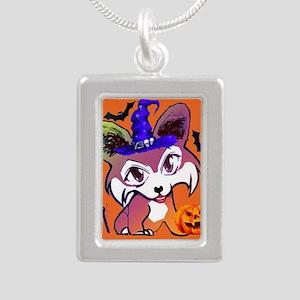 Halloween Corgi Necklaces